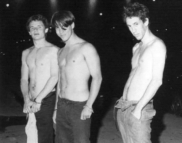 Flea, Anthony and Hillel