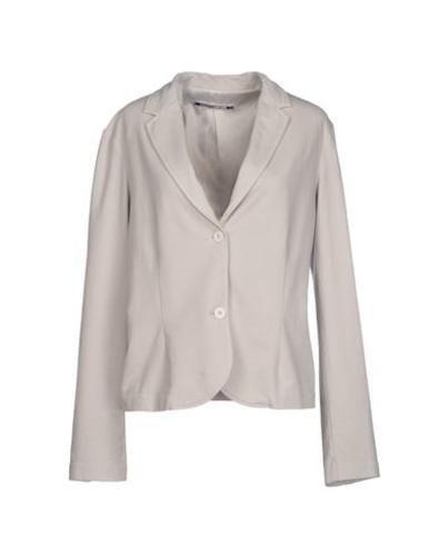 European culture giacca donna Grigio chiaro  ad Euro 47.00 in #European culture #Donna abiti e giacche giacche