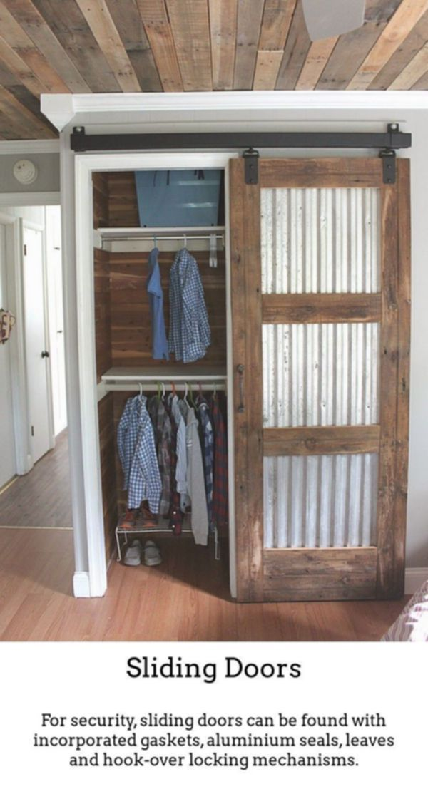Sliding Doors Cultivate Eye Catching Bright Spaces With Thermally Insulated Sliding And Collapsible Doo Cheap Barn Doors Barn Door Designs Barn Doors Sliding