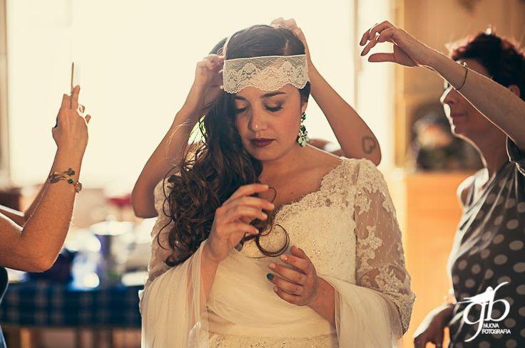 Boho Bride {Real Wedding} Fausto e Elena by Con le ballerine verdi