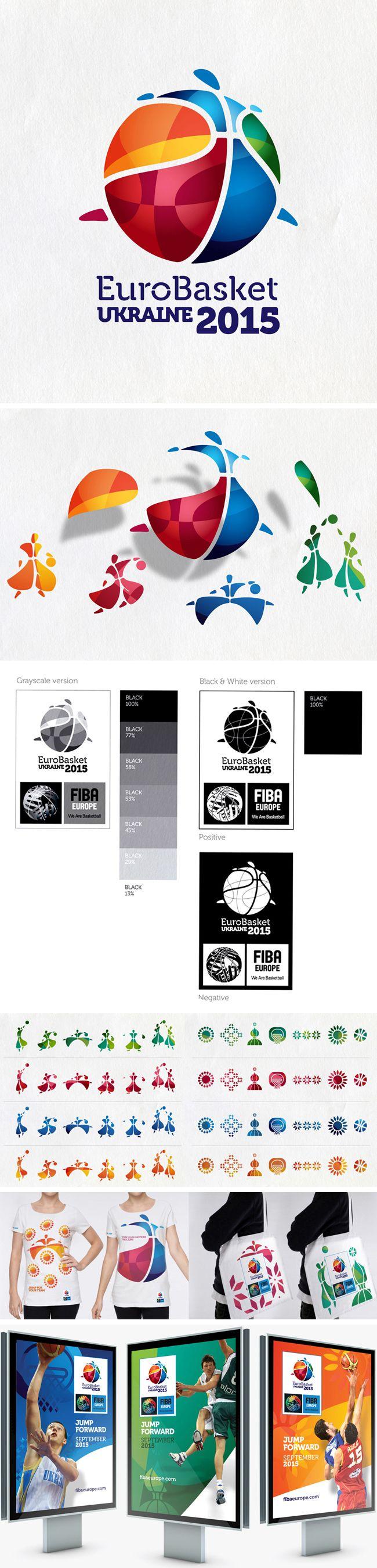 branding / eurobasket 2015