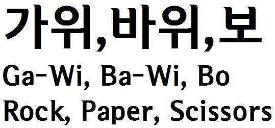 how to speak korean words