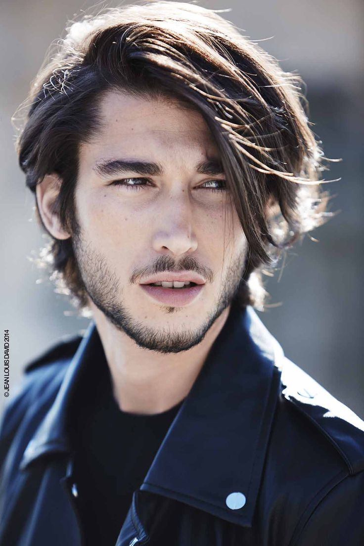 1000 Images About Coiffure On Pinterest Beards Men Hair And