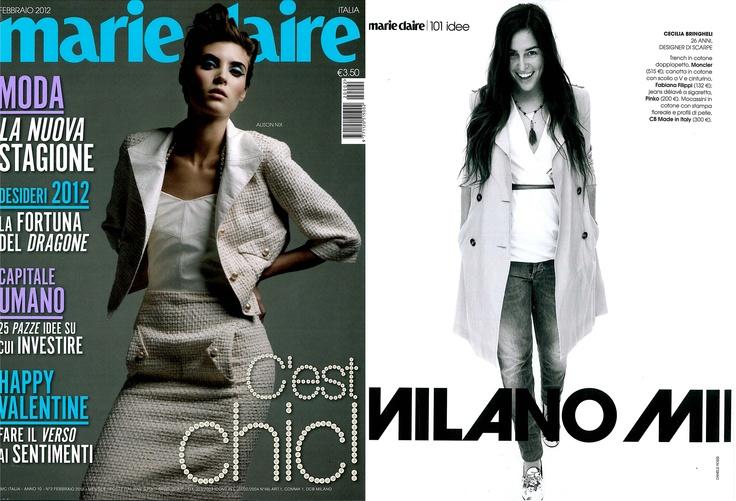 Italian Marie Claire