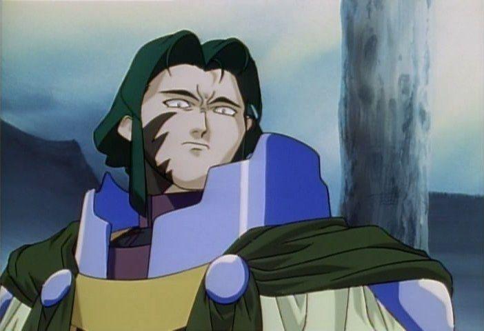 Kagato, o falso Yosho e principal vilão (Tenchi Universe)