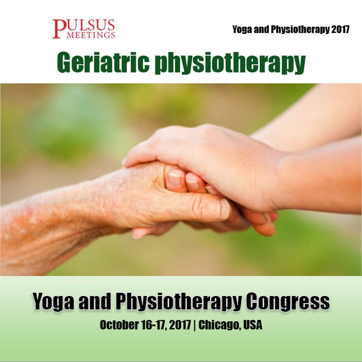 Geriatric physical therapy is the branch of medicine that studies rehabilitation and physical therapy issues in elderly. It covers three areas – normal aging due to disuse and deconditioning, cardiovascular problems like vascular disease and stroke,