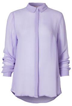 Basis blouse Paars