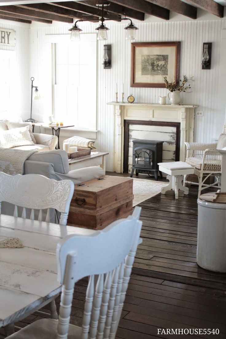 How To Style A Home Fit For A Family: Best 25+ Farmhouse Family Rooms Ideas On Pinterest