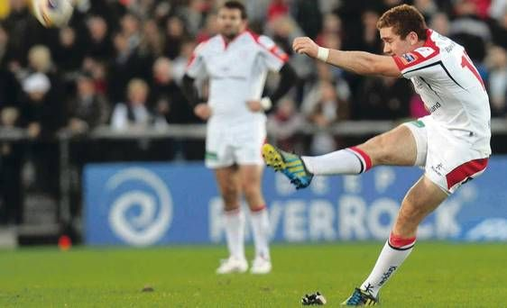 Ulster Rugby must put the boot in, says Paddy Jackson - http://rugbycollege.co.uk/rugby-news/ulster-rugby-must-put-the-boot-in-says-paddy-jackson/