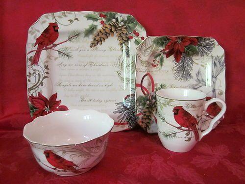 1625 best Yule China images on Pinterest | Christmas china ...