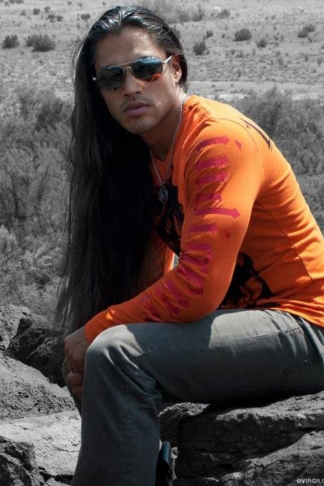 Martin Sensmeier as Kusaxán Lightfoot
