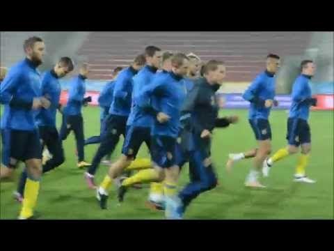 WQ: Ukraina - Kosowo [trening]. 2016-10-08