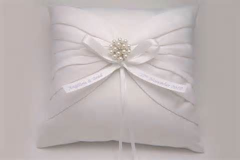 17 Best images about Happily Ever After Ring Bearer Pillow on Pinterest Wedding ring box ...