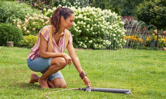 Vorteile Rasenregner Selbst De In 2020 Rasenpflege Rasen Garten