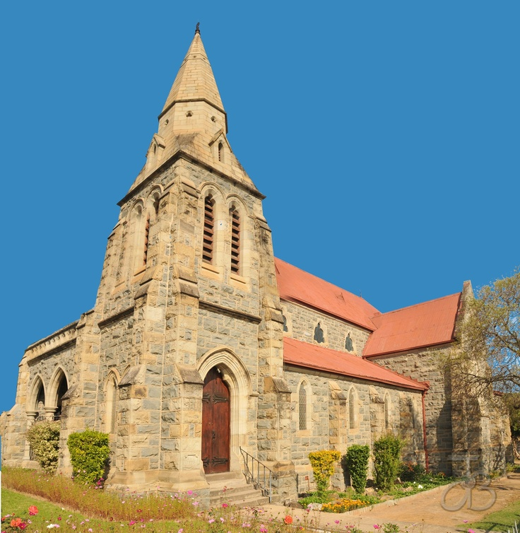 St Andrews Presbyterian church in King Williams Town, Eastern Cape, South Africa. By #PhotoJdB