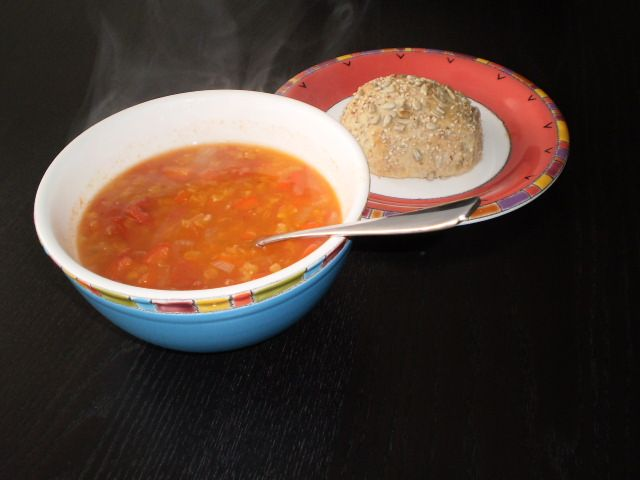 Linsesuppe