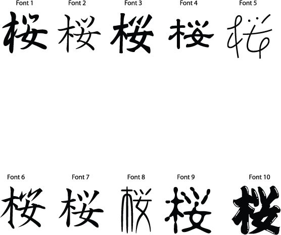Best kanji images on pinterest japanese calligraphy