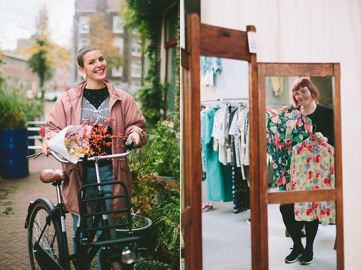 Hoe stel je een duurzame garderobe samen? De Groene Meisjes vertellen het je!