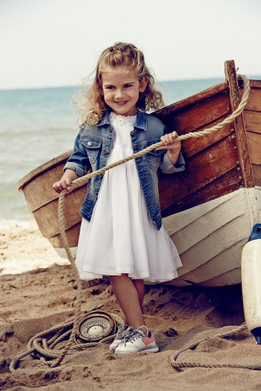 Zomercollectie 2016 BLUE SEVEN  www.classicclothesforkids.nl