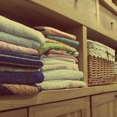 Stinkende handdoeken?