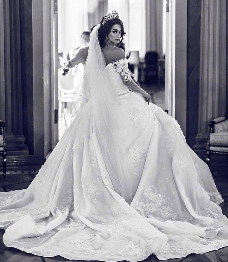 440 best hochzeitskleider images on Pinterest | Short wedding gowns ...