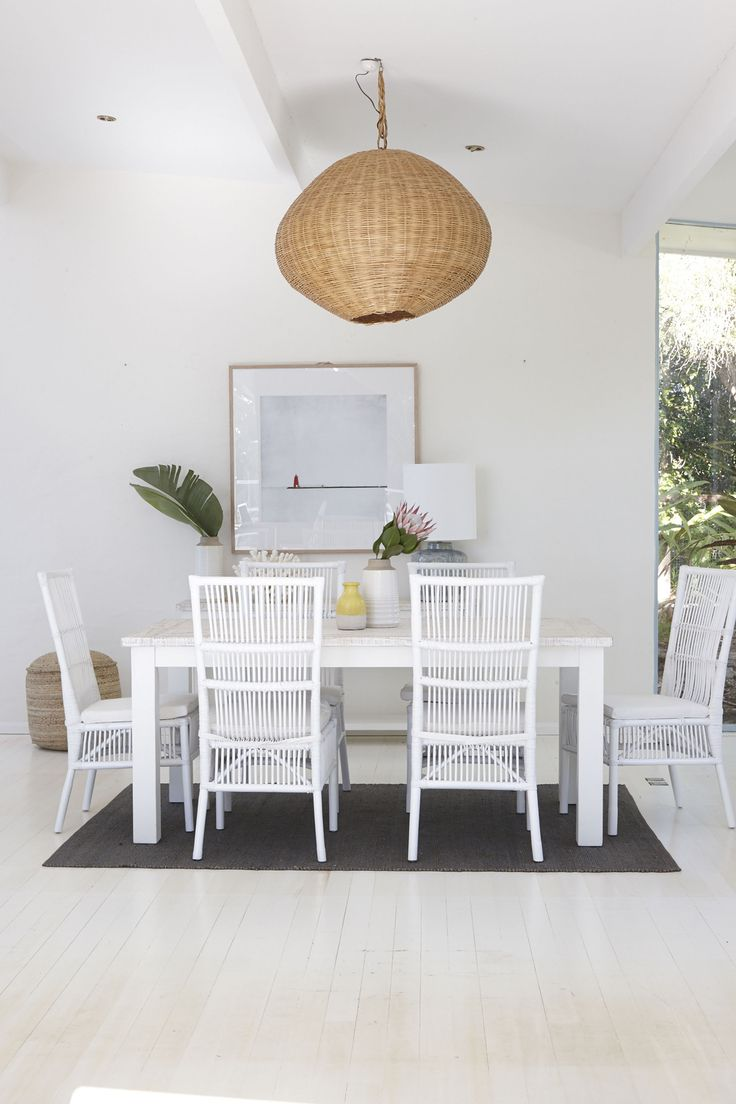The 25 Best Beach Style Dining Sets Ideas On Pinterest