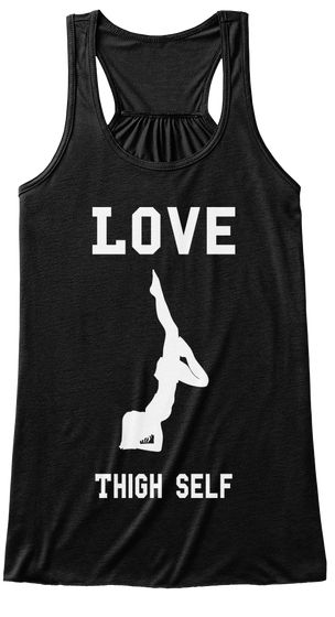 Show Self Love For Your Body With This Love Yourself Tank Use