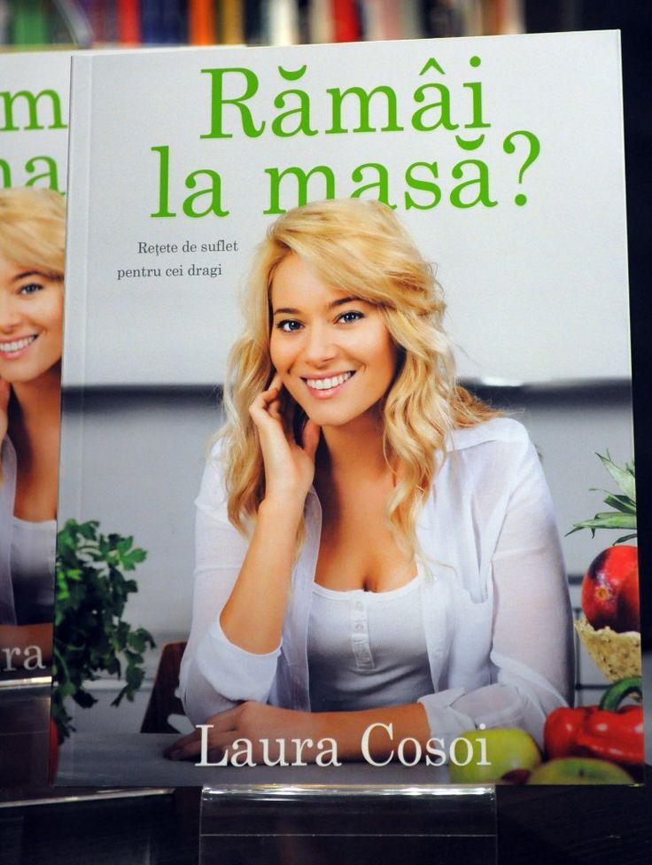 Tiberiu Matei .: Laura Cosoi : Rămâi la masă ?