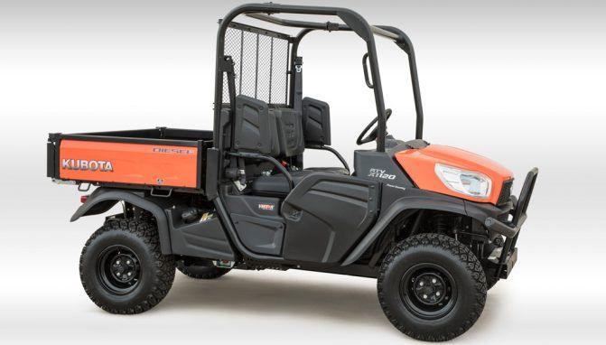 2018 Kubota Rtv X1120 Unveiled Atv Com In 2021 Kubota Farmall Hot Wheels
