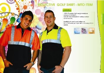 Reflective Golfers1