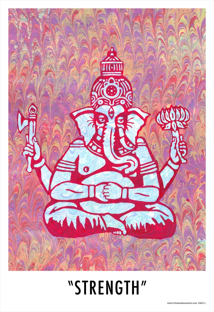 Ganesha - The Remover of Obstacles