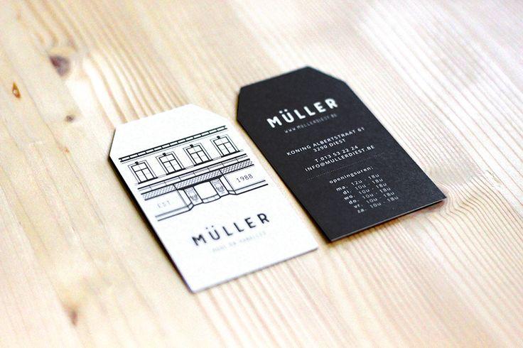 Logo & Identity Müller on Behance