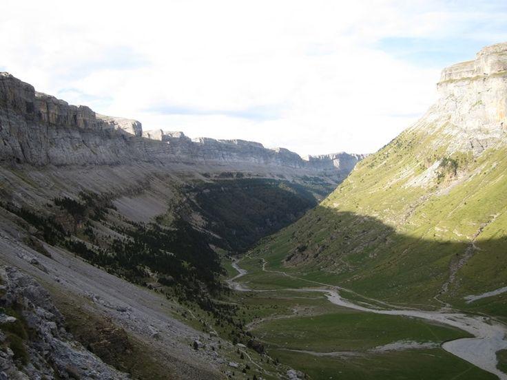Walkopedia - the world's best walks, treks and hikes: Ordesa/Monte Perdido NP, Pyrenees, Spain