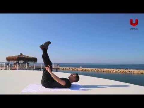 Подборка упражнений для спины от Шамиля Аляутдинова (2014) - YouTube