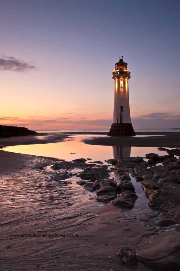 Cheshire UK. 500px / Perch Rock by Ed Rhodes