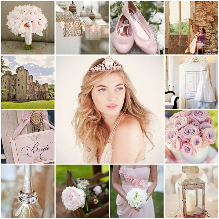 Check out this blog it's a Sleeping Beauty inspired wedding - I liked it so much, I've pinned it twice!