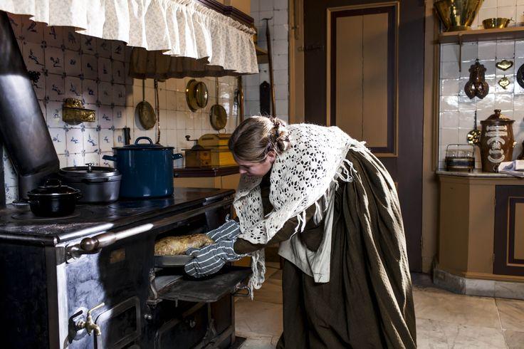 Educator wordt keukenmeid www.huisvangijn.nl