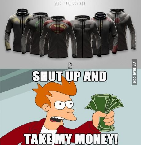 Justice League Hoodie -- I want the Cyborg one.. - Visit now to grab…
