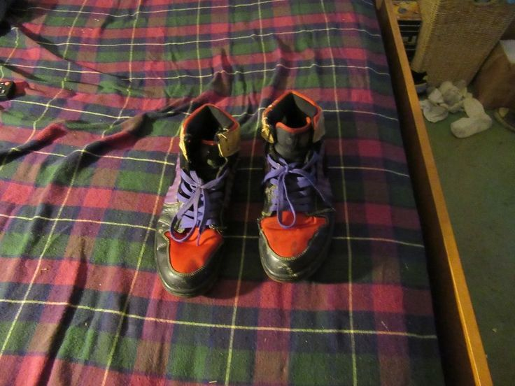 "386186-071 Nike Air Jordan 1 Retro High ""Leroy "" Leroy Smith DS 2009 Size 10.5 #Jordan #BasketballShoes"
