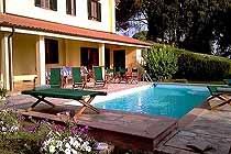 Villa Montalbano 12 - Vakantievilla in Cerreto Guidi - Vinci - Florence - Toscane