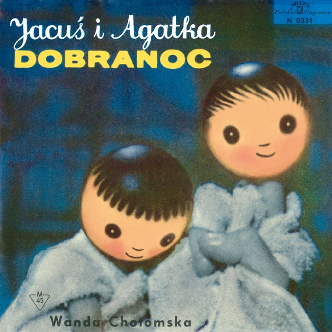 """Bajki-Grajki nr 59 """"Jacuś i Agatka"""" www.bajki-grajki.pl"""
