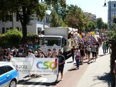 Der Verein vielbunt veranstaltet am Samstag, 17. August, den dritten Christopher Street Day in Darmstadt und setzt sich damit gegen die Diskriminierung sexueller Orientierungen und Identitäten ein