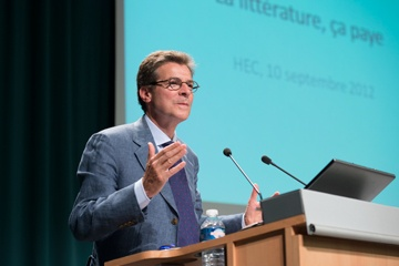 HEC Paris - Actualités - Antoine Compagnon, Professeur Honoris Causa d'HEC Paris