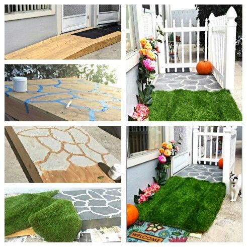 1000 images about front porch ideas on pinterest patio for Garden design ideas for disabled
