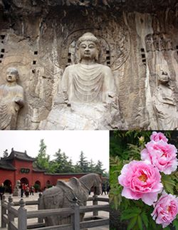 Luoyang - one of the 'Four Great Ancient Capitals of China'