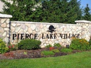 Ann Arbor Michigan Real Estate: Pierce Lake Village, Chelsea, MI near Ann Arbor, 48118