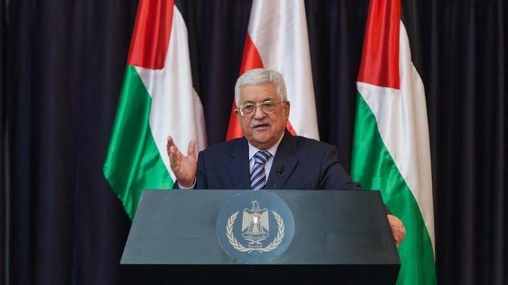 Abbas: Verlegung der US-Botschaft nach al-Quds vernichtet  Nahost-Friedensprozess