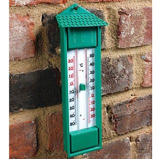 Coopers of Stortford Min Max Thermometer