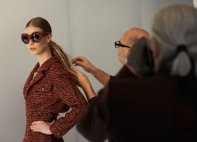 Fall-Winter 2014/15 Ready-to-Wear – Chanel News - Fashion news and behind the scene features