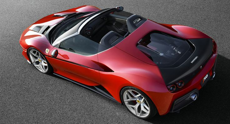 Ferrari Share Prices To Be Boosted Thanks To 'Super Margin' Special Cars Says Analyst